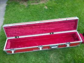 Bass....Electric double stick bass case