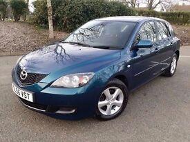 2006 (56reg) Mazda 3 1.6 TS...FULL MOT!!!...2 OWNER ONLY!!!...VGC