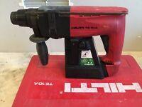 Hilti TE 10 Professional Heavy Duty Cordless Drill/Hammer Drill
