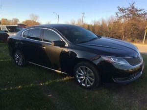 2013 Lincoln MKS NAVIGATION! LEATHER! LOADED! London Ontario image 5