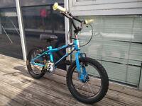 Children's Bike - colour blue - excellent condition