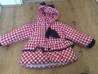 4 jackets for baby girl (Never Used)