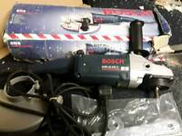 Brand New Bosch gas, 20.230 9 inch angle grinder Bargain Only £75