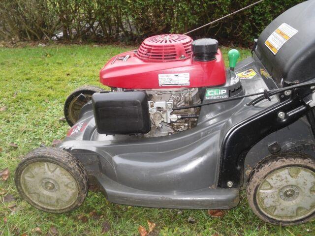 Honda Hrx 217 Versamower In Stirling Gumtree