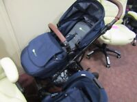 Kindercraft travel system stroller