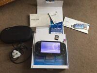 PS Vita + extras