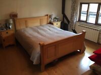 Wooden Bed Frame - King size / Double