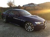 2008 BMW E92 M3 V8 MANUAL 10 MONTHS MOT DRIVING WELL £14000 ONO