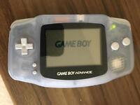 Gameboy Advance + 4 Games