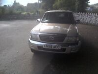 REDUCED ! MAZDA DOUBLE CAB PICK UP