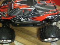 1/8 Nitro monster truck