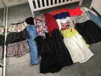 Ladies clothes.