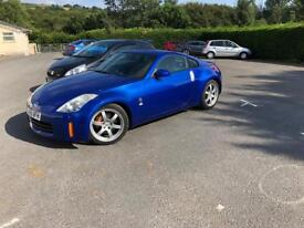 "Nissan 350z 2006 'Rev Up' 300 bhp 18"" Alloys, Sat Nav, Hands free"