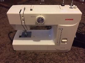 Janome Sewing Machine - Good condition