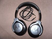 Motorola Headphones