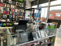 Mobile phone and computer shop business for sale