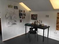 Artists studios Kennington, London. Perfect for people with clean and tidy practice. £177pcm