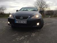 Lexus is220d service history perfect condition