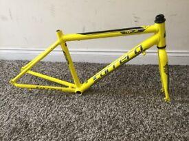 Carrera bike frame 17 inch