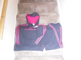 ADIDAS TRACKSUIT NEW WITH TAGS SIZE 16