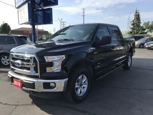 2016 Ford F-150 XLT Ecoboost Twin-Turbo!