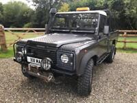Land Rover Defender 110 Hi-Cap Pick Up TD5
