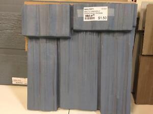 Revêtement extérieur Nailite Hand split - Bleu paysan