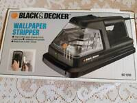 Black and Decker hand held wallpaper stripper