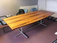 Boardroom office table