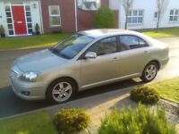 2006 TOYOTA AVENSIS 1.8 T3-X, FULL SERVICE HISTORY, ONLY 79K, LONG MOT & NEW CLUTCH!! (Not Vauxhall)