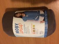 Moby baby carry wrap excellent condition