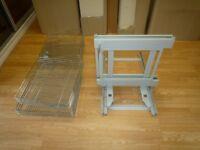 Pull out kitchen storage 46235B 600LH corner solution