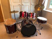 Mapex Tornado Acoustic Drum Kit