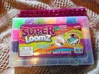 Super Loomz Kit. Used. Collection from Leeds 9