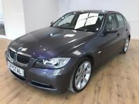 BMW 3 SERIES 3.0 330I SE 4d 255 BHP TRADE CLEARANCE (grey) 2007