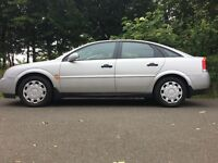 2003 Vauxhall Vectra 1.8i 16v LS 5dr LOW MILES Petrol, Manual