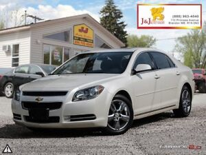 2011 Chevrolet Malibu LT Platinum Edition Sunroof,Leather