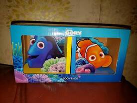 New Finding Dory Bookends