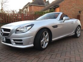Mercedes-Benz SLK200 AMG SPORT Auto for Sale Fully Loaded & Stunning