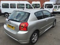 2005 Toyota Corolla 1.4 Good And Cheap Runner with mot