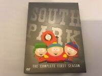 South Park DVDs season 1-11 mostly new and sealed