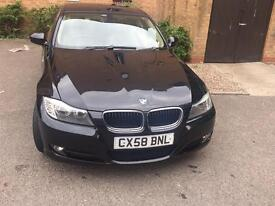BMW 3 series, 66k genuine miles, very neat and drives smooth