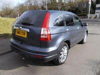 HONDA CR-V 2.2 I-DTEC ES 5d 148 BHP (grey) 2011