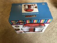 Smart Retro Double Ice Cream Maker - New