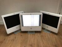 3 iMac G5