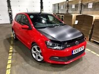 Volkswagen Polo 1.4 GTI DSG 5dr (Sunroof, Detachable Towbar, Bluetooth, Plus More)