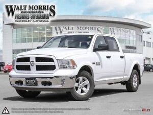 2016 RAM 1500 OUTDOORSMAN: LOCALLY OWNED, ONE OWNER