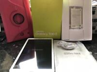 """Samsung Tab E 9.6"""" Tablet, immaculate, boxed"""
