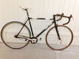 Viking Single speed Fixie steel road Fully serviced