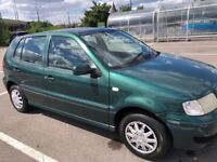 Volkswagen POLO 1.4L Manual 5DR for sale